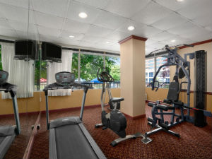 towson hotel Fitness Center