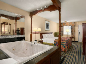 Hotel With Hot Tub In Room Md